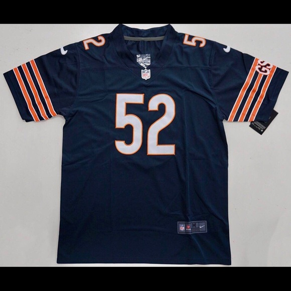 buy popular 01f53 754ba Khalil Mack Nike Vapor Chicago Bears Jersey NWT